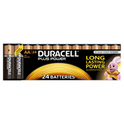 Duracell Plus Power Aa Batteries 24s (MN1500B24PP)